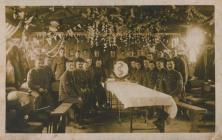 Christmas in a Mess in France 1914-1918