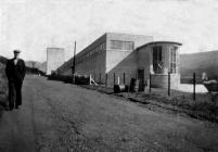 Wyndham Colliery Pithead Baths, Ogmore Vale