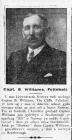 B. Williams, Felinheli (1915)