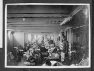 Ward S, HMHS DUNLUCE CASTLE