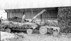 12 Unloading sheaves