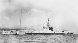 Submarine HMS E 51
