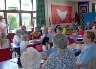 Flying Start at Tuesday Lunch Club, Community...