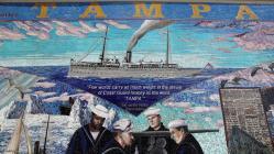TAMPA memorial mural