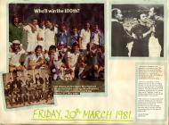 Deunydd grŵp tŷ, 1981