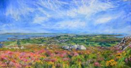 Holyhead mountain panoramic