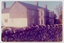West Farm House, St. Athan.