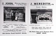 J. John, Tobacconist, Stationary & Fancy...