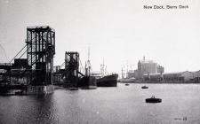 New Dock, Barry Dock.