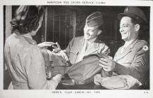 American Red Cross Service Clubs.
