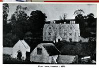 Great House, Aberthin ca 1890