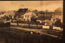 Aberthin, River Row cottages, Llanquian Road,...