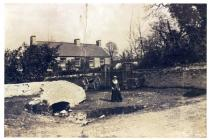 Aberthin House, Llanquian Road, ca 1900