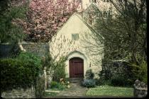 Great House Aberthin gatehouse 1981