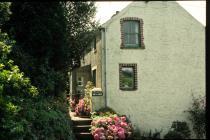 Pen y bryn cottage, Aberthin 1991