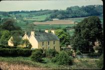 Penylan farm Aberthin 1981
