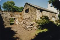 Sweetings, Aberthin ca 2004 Barn