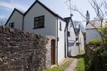 Aberthin Cottage, behind Aberthin House 2018