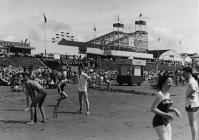 Outing for young people to Porthcawl, 1960s
