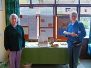 Quaker's stall at Community House, Eton Road