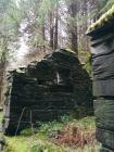 Corris Forest, Abercorris Slate Mine Ruins