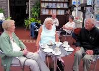 Tea at Bellevue Park, with Tuesday Lunch Club