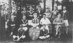 Llandysul County School Football Team, 1925