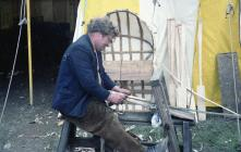 Cenarth - Ronnie Davies, Coracle Maker, 1940-2010