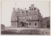 The Queen's Hotel, Aberystwyth, c.1880