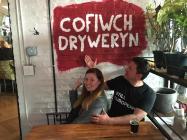'Cofiwch Dryweryn' mural, Chicago,...