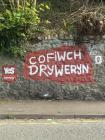 'Cofiwch Dryweryn' mural, Y Felinheli