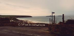 'Cofiwch Dryweryn' mural, Aberdaron