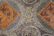 Jesse Rust mosaic featuring Christian Imagery