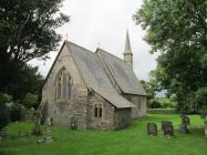 St Mary's Church, Llanfair Nant Gwyn