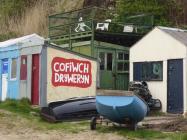 'Cofiwch Dryweryn' mural, Morfa Nefyn
