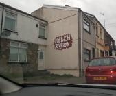 'Cofiwch Dryweryn' mural, Maesteg