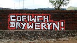 'Cofiwch Dryweryn' mural, Swansea