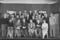 Llandysul County School Play - 1957