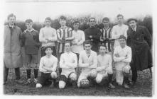 Tenby AFC 2nd XI Team 1928.