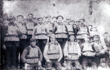 The St Dogmaels Lifeboat Crew circa 1905