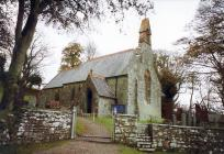 St Nicholas' Church, Monington, Pembrokeshire