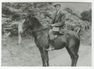 John Jones on a Horse