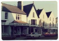 39 to 45 High St, Cowbridge 1980s