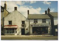 25 & 27 High St, Cowbridge 1986