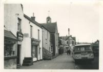 23 to 27 High St, Cowbridge 1960s
