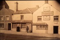 27, 29 & 31  High St, Cowbridge early 1900s