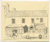 35 & 37 High St, Cowbridge, sketch