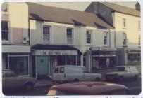 35 & 37 High St, Cowbridge 1970s