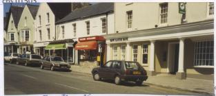 33 to 39 High St, Cowbridge 1986