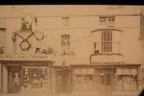 45 & 47 High St, Cowbridge 1910